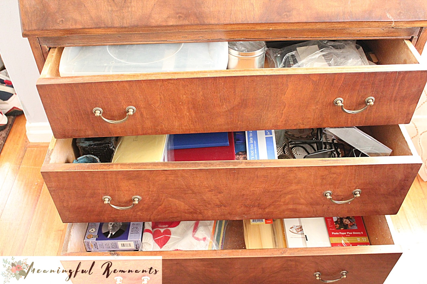 papercraft storage