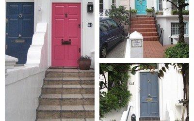 Front Door Thoughts