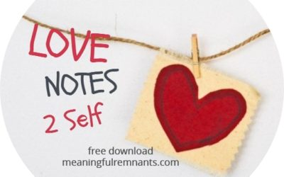 Love Notes 2 Self