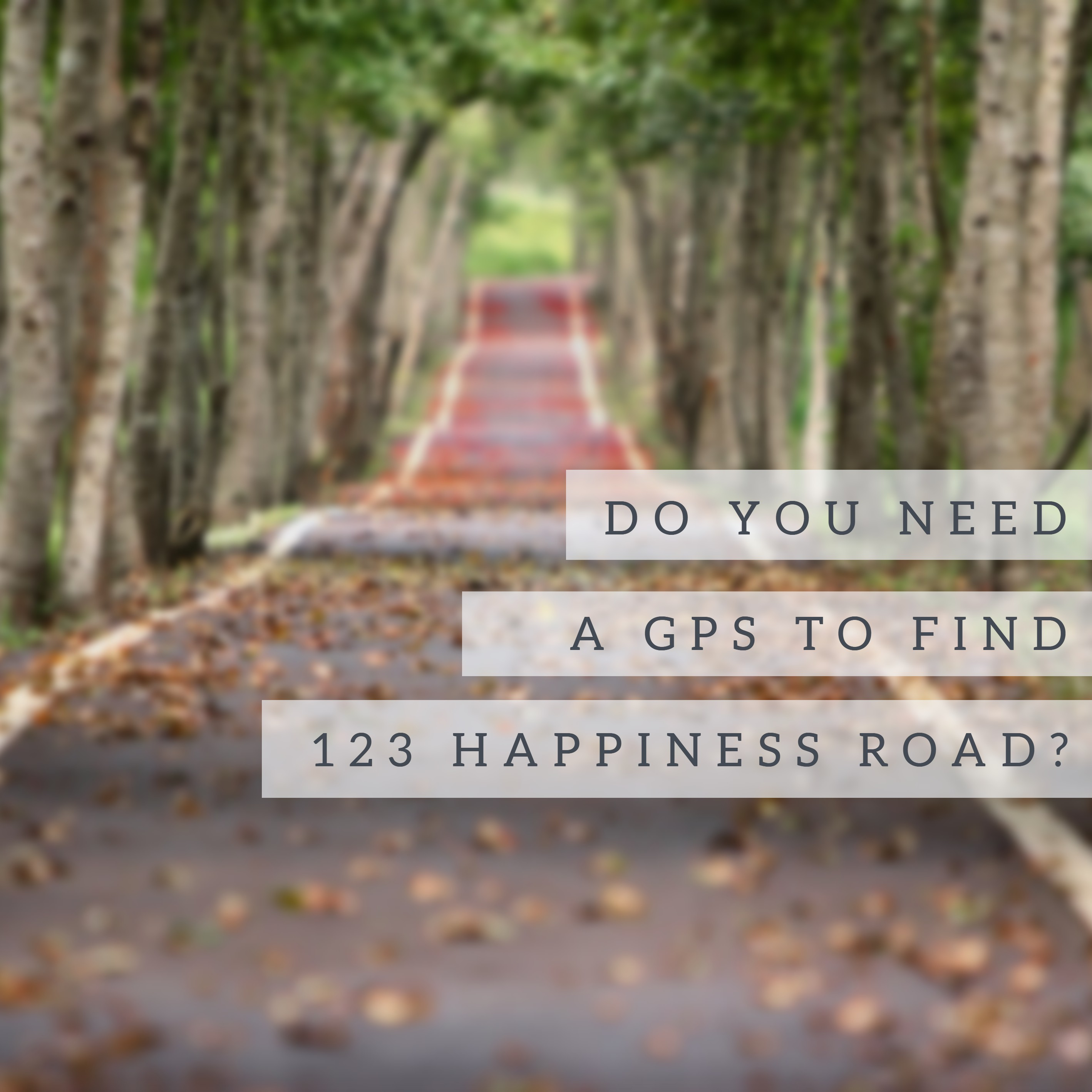 123 Happiness Road