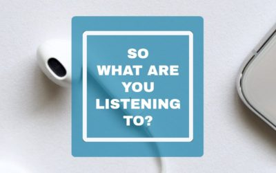What Podcasts Are You Listening To?