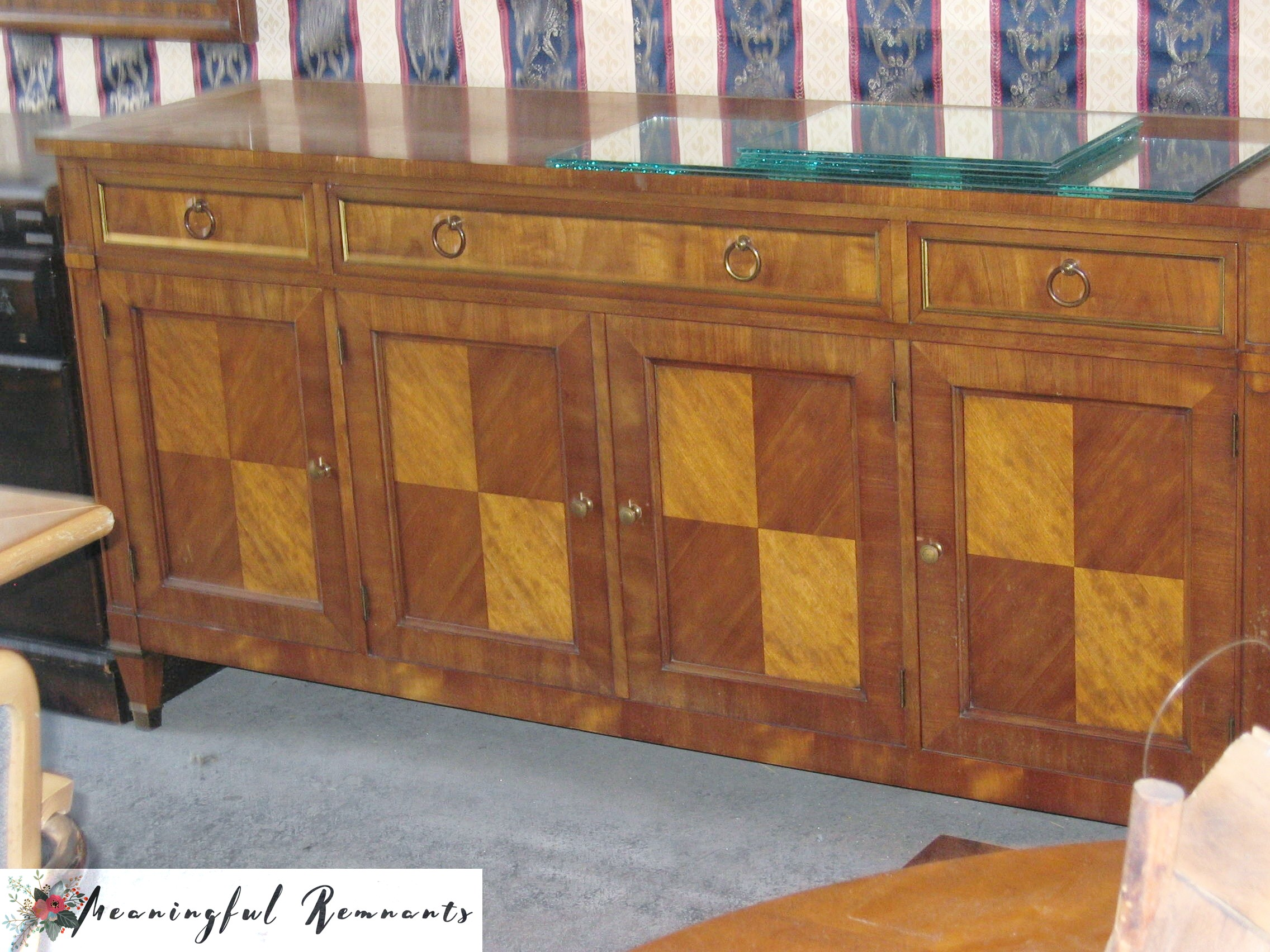 sideboard purchased