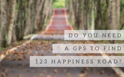 Finding 123 Happiness Road